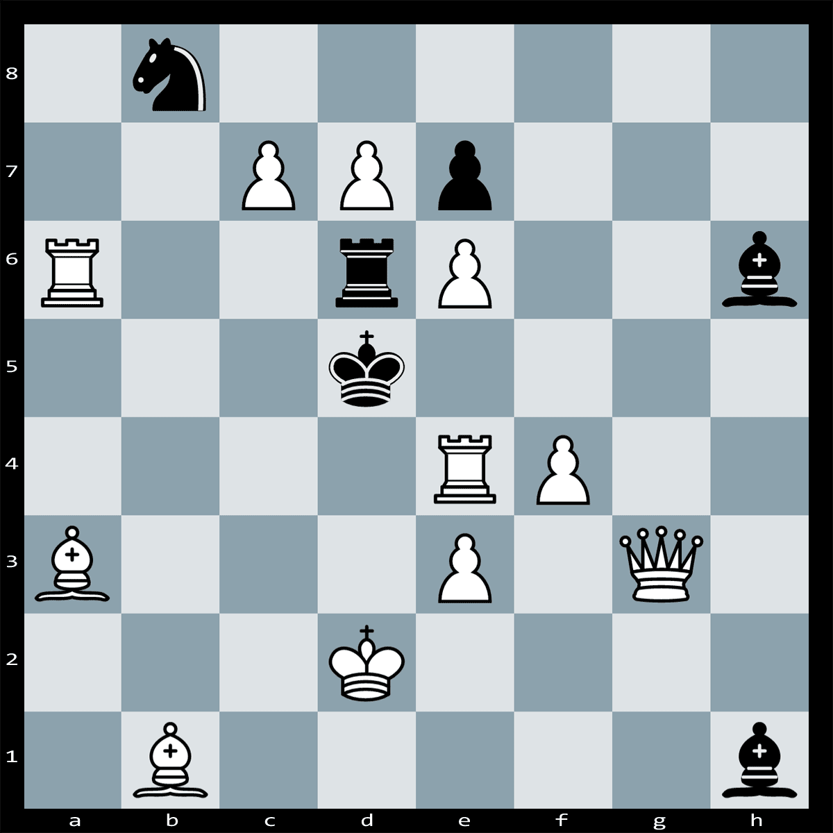 Mate in Two Moves: White to Play | Chess Puzzle #140