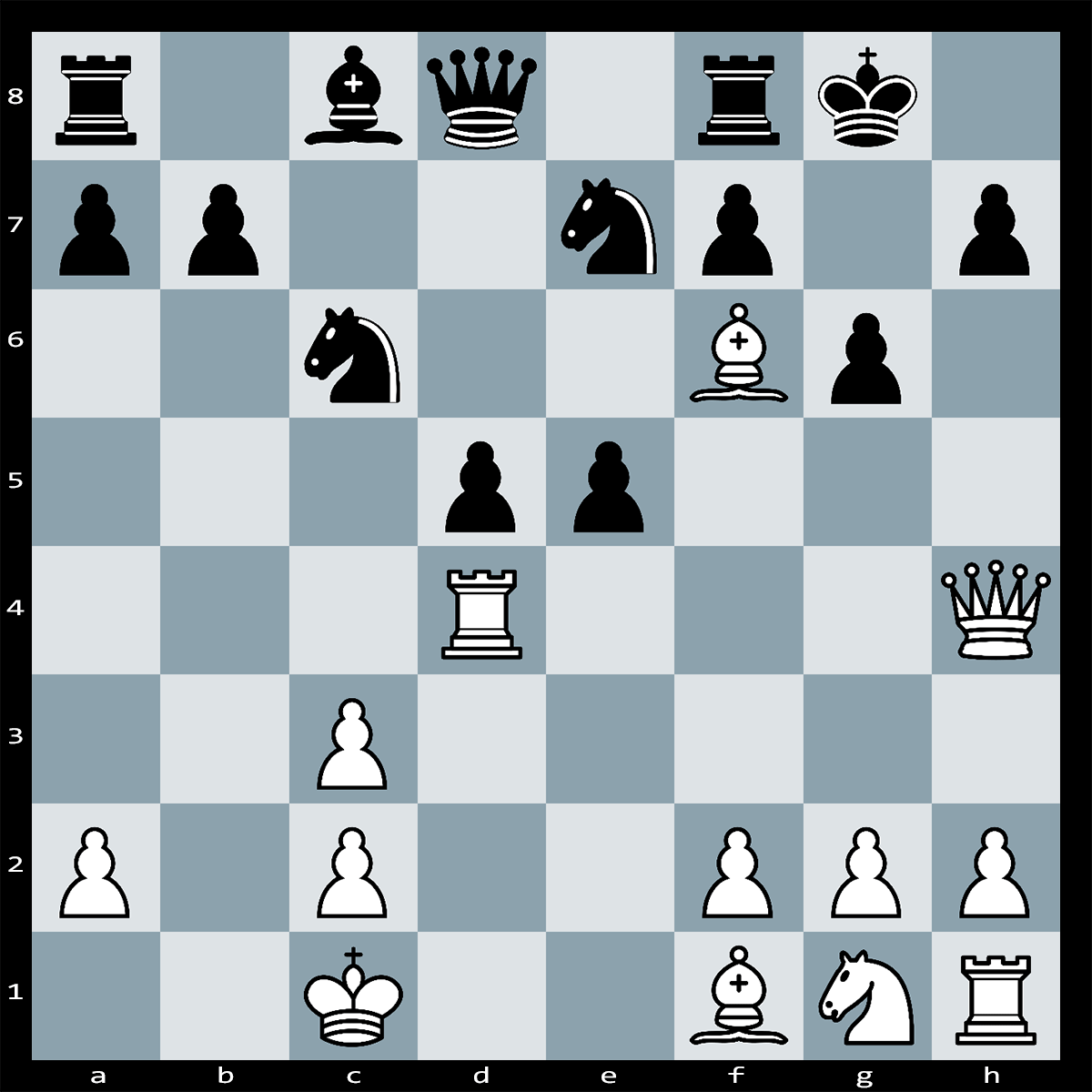 Mate in Three Moves, White to Play | Chess Puzzle #141