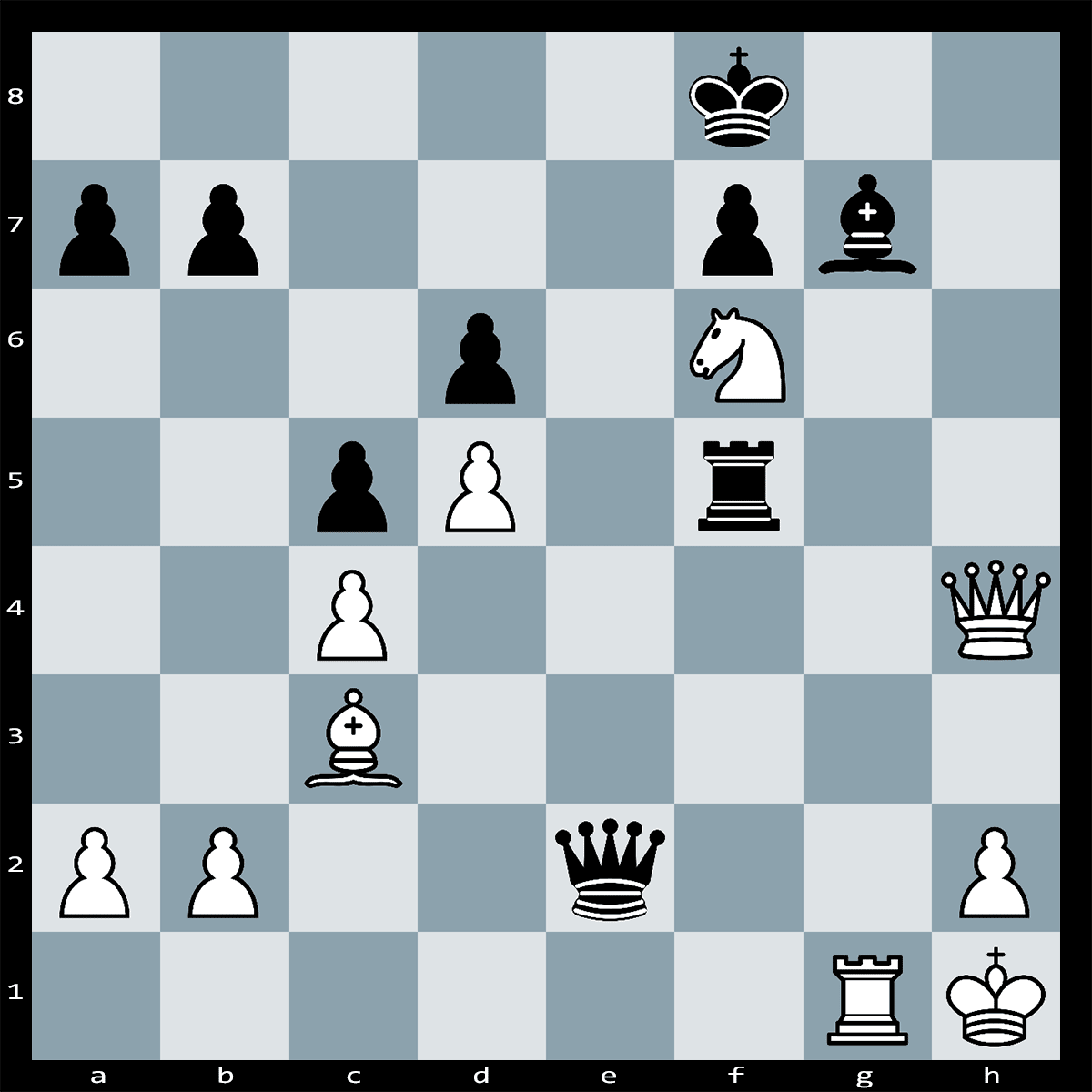 Mate in Three Moves, White to Play | Chess Puzzle #145