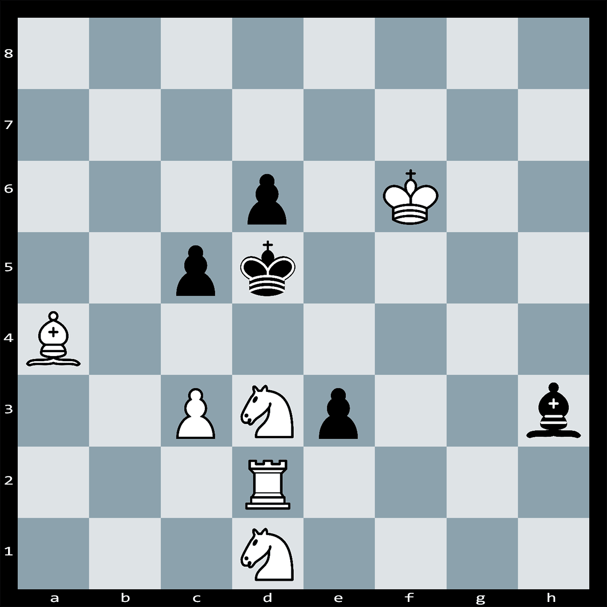 Mate in Three Moves, White to Play | Chess Puzzle #147