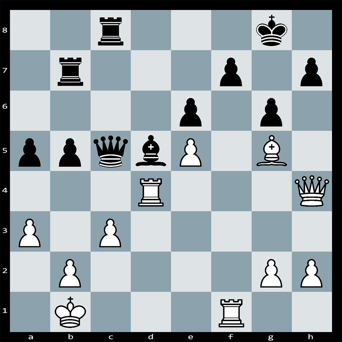 Chess Puzzle #165 | White to Play and win, find checkmate in 6 moves.