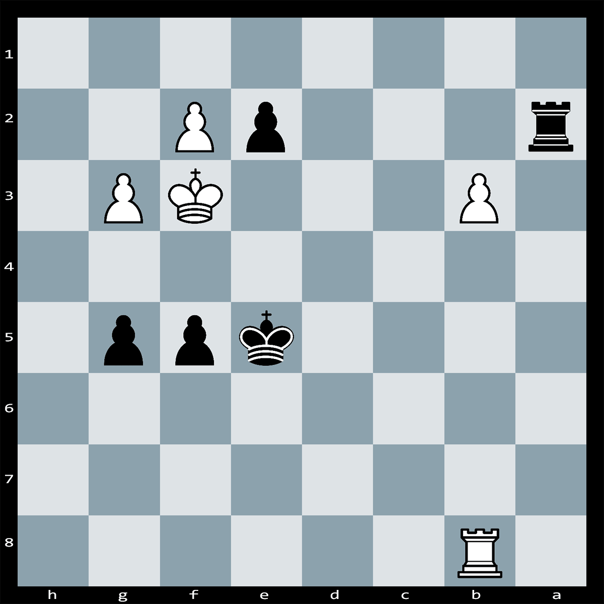 Mate in 3 Moves, Black to Play | Chess Puzzles #173