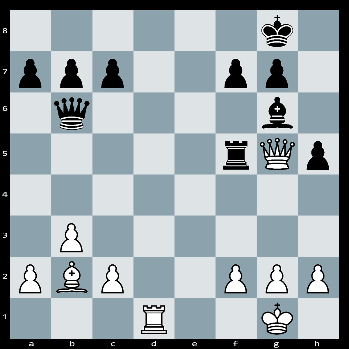 White to Play Mate in 4 Moves - chess puzzle #18