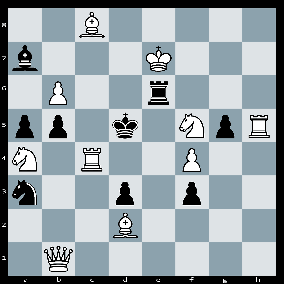 Mate in One move, White to Play | Chess Puzzle #188