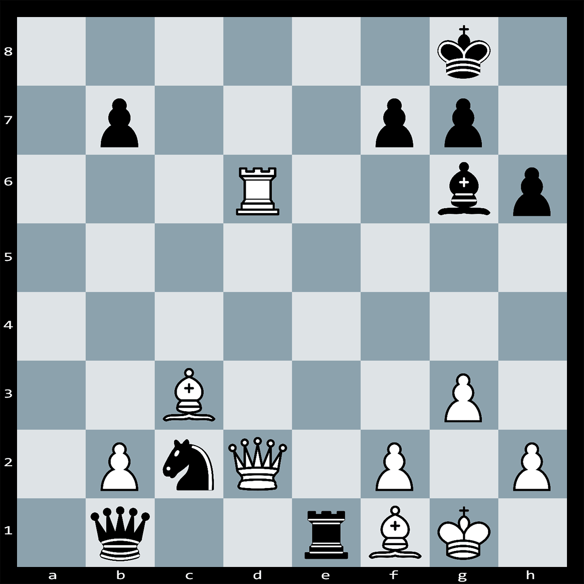 Find Checkmate in Five, White to Play | Chess Puzzle #202