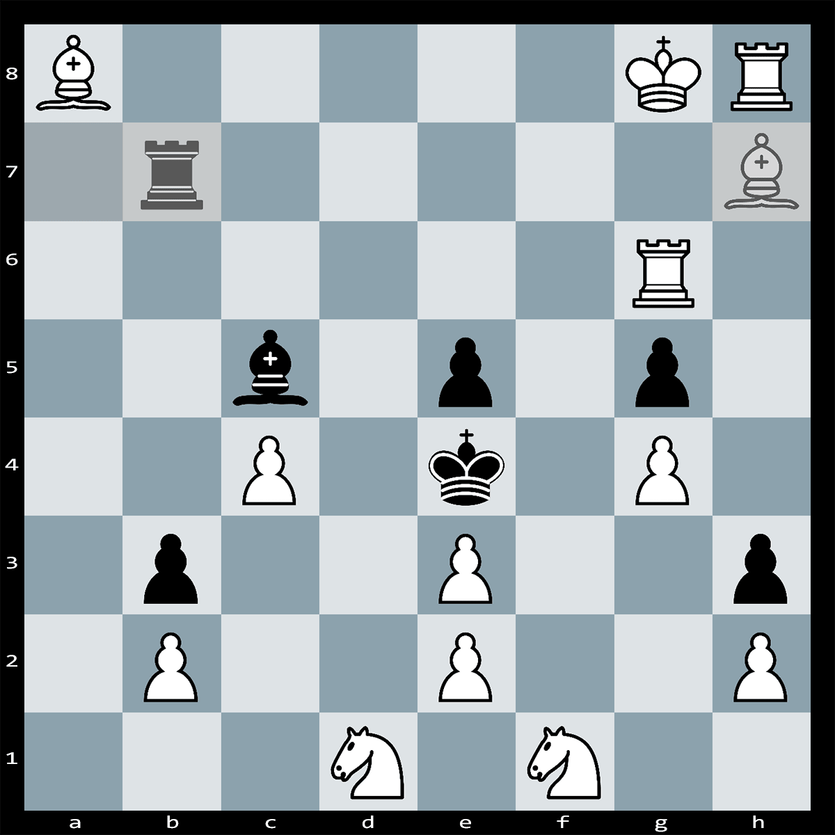 Checkmate in 1, White to Play | Chess Puzzle #1