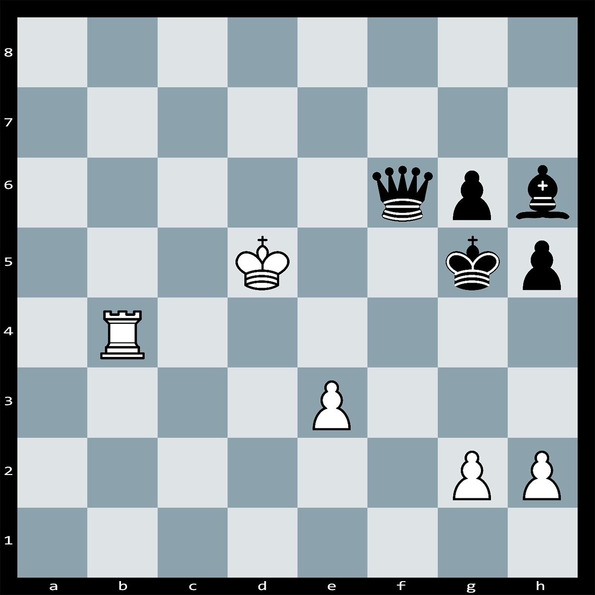 Mate in Four Moves, White to Play | Chess Puzzle #216