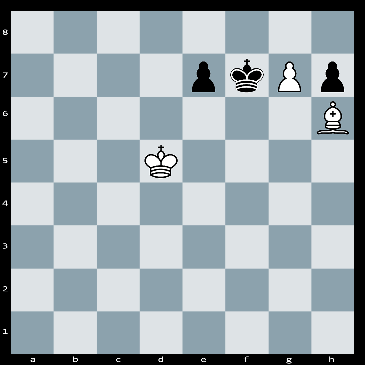 Checkmate in 4 Moves, White to Play