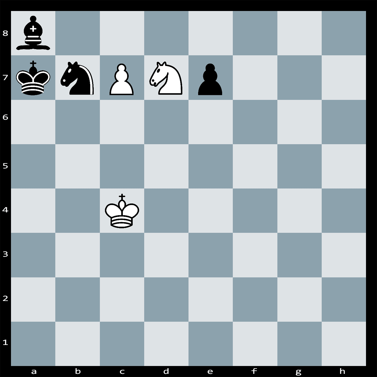 Chess Puzzle #254 | White has a very strong move. Can you spot it? How can White checkmate in three moves?