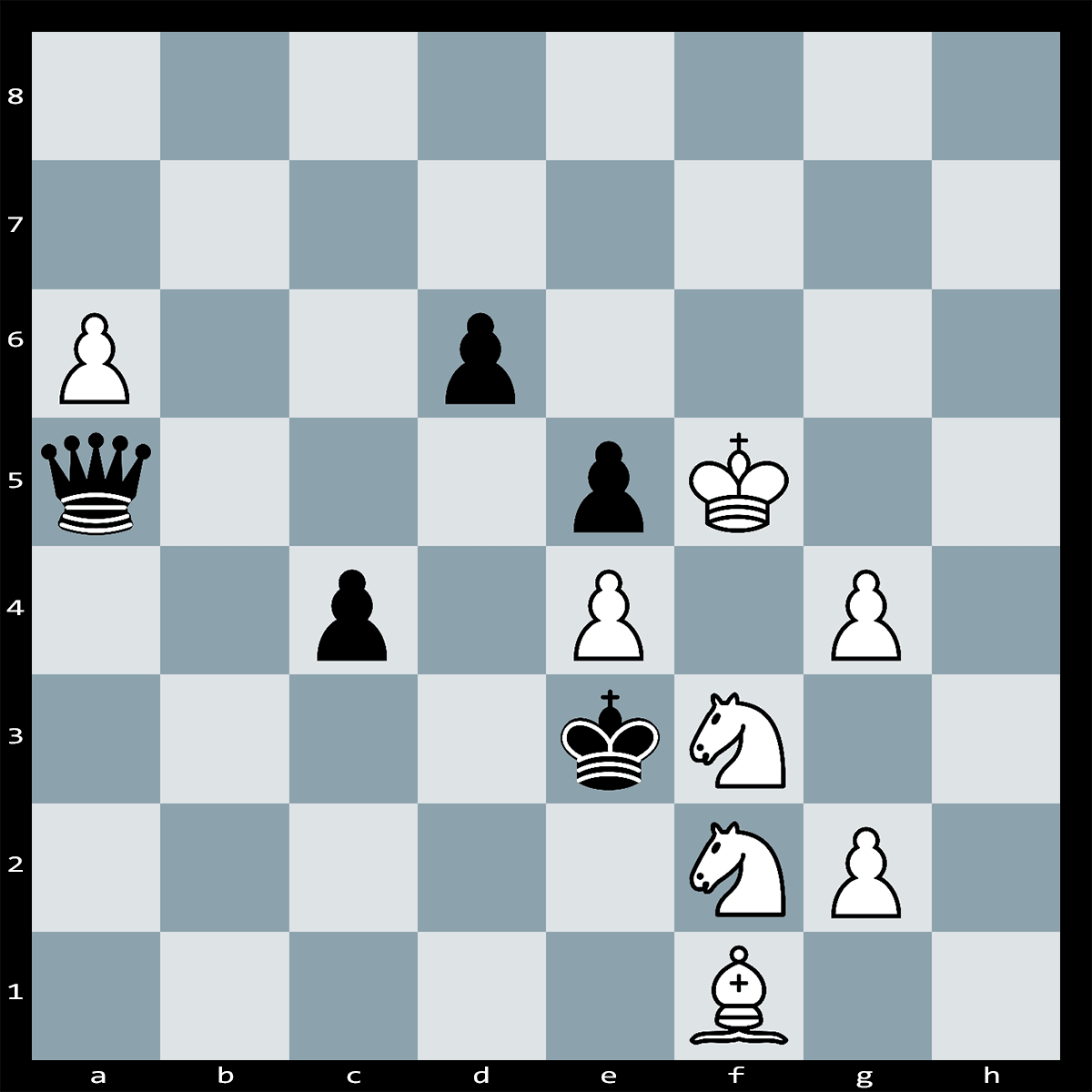 White to Play and Checkmate in One Move | Chess Puzzle #269