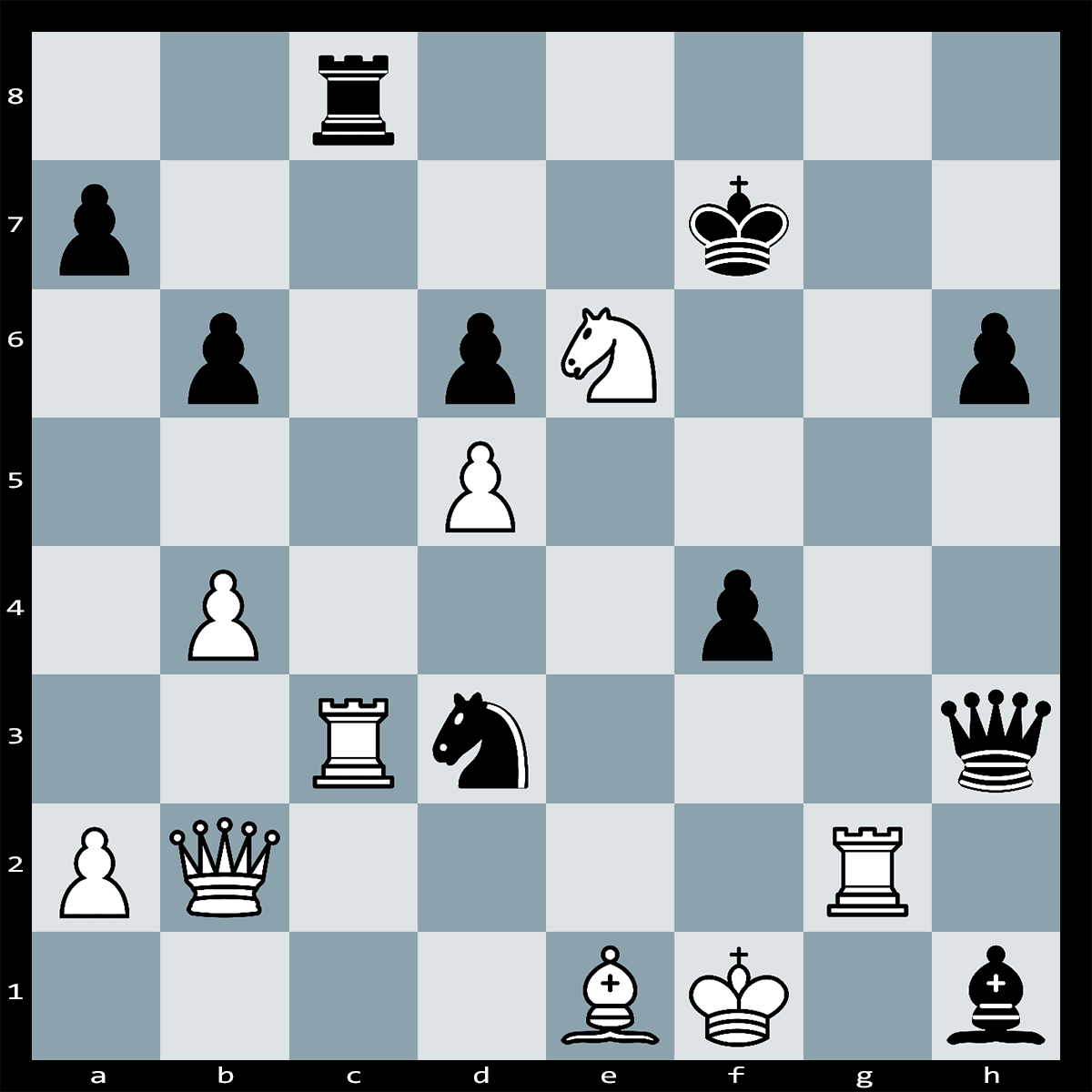 Chess Puzzle #277 | White has a winning position, but what is the key move to achieve victory in 4 moves.