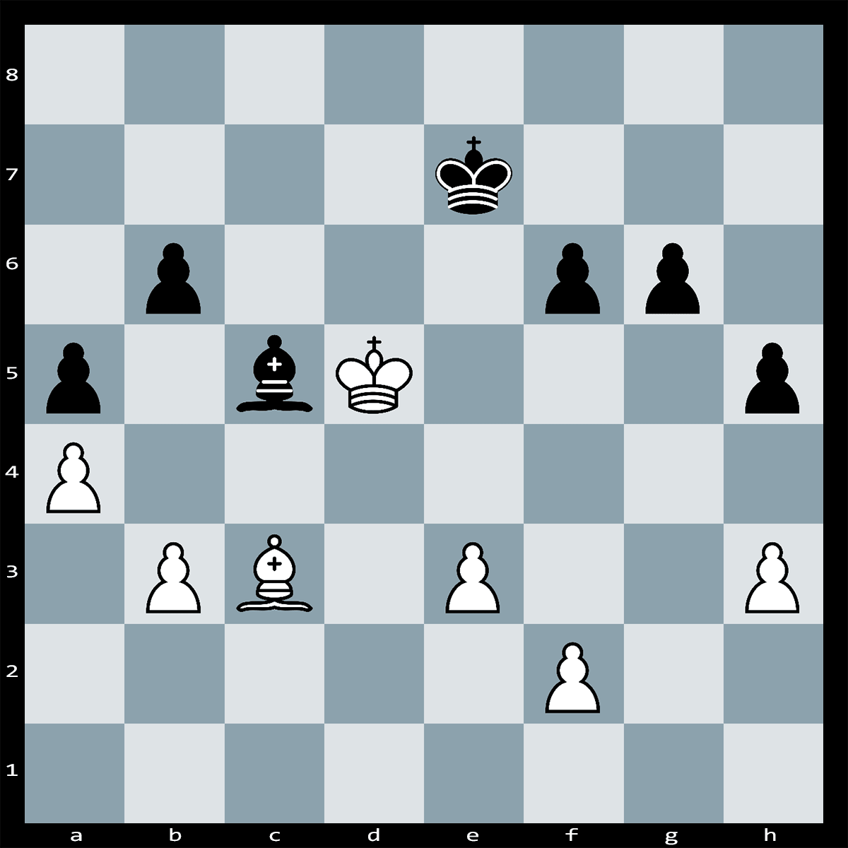 Chess Puzzle #278 | Material is level, but white has a strong passed pawn on a4. What is the best move?