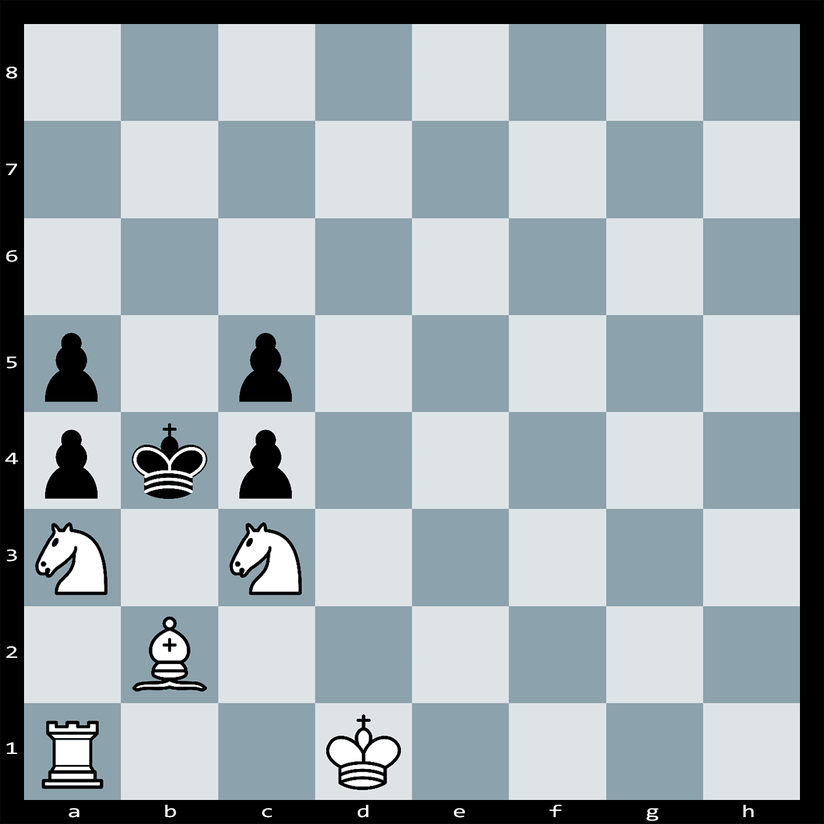 Chess Puzzle #279 | How can White force checkmate from this position? It's White to play and checkmate in three.