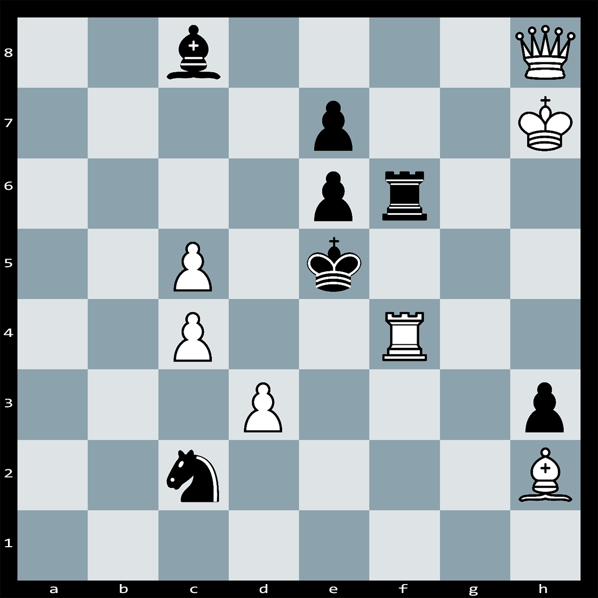 Find the Best Move, White to Play - Chess Puzzle #28