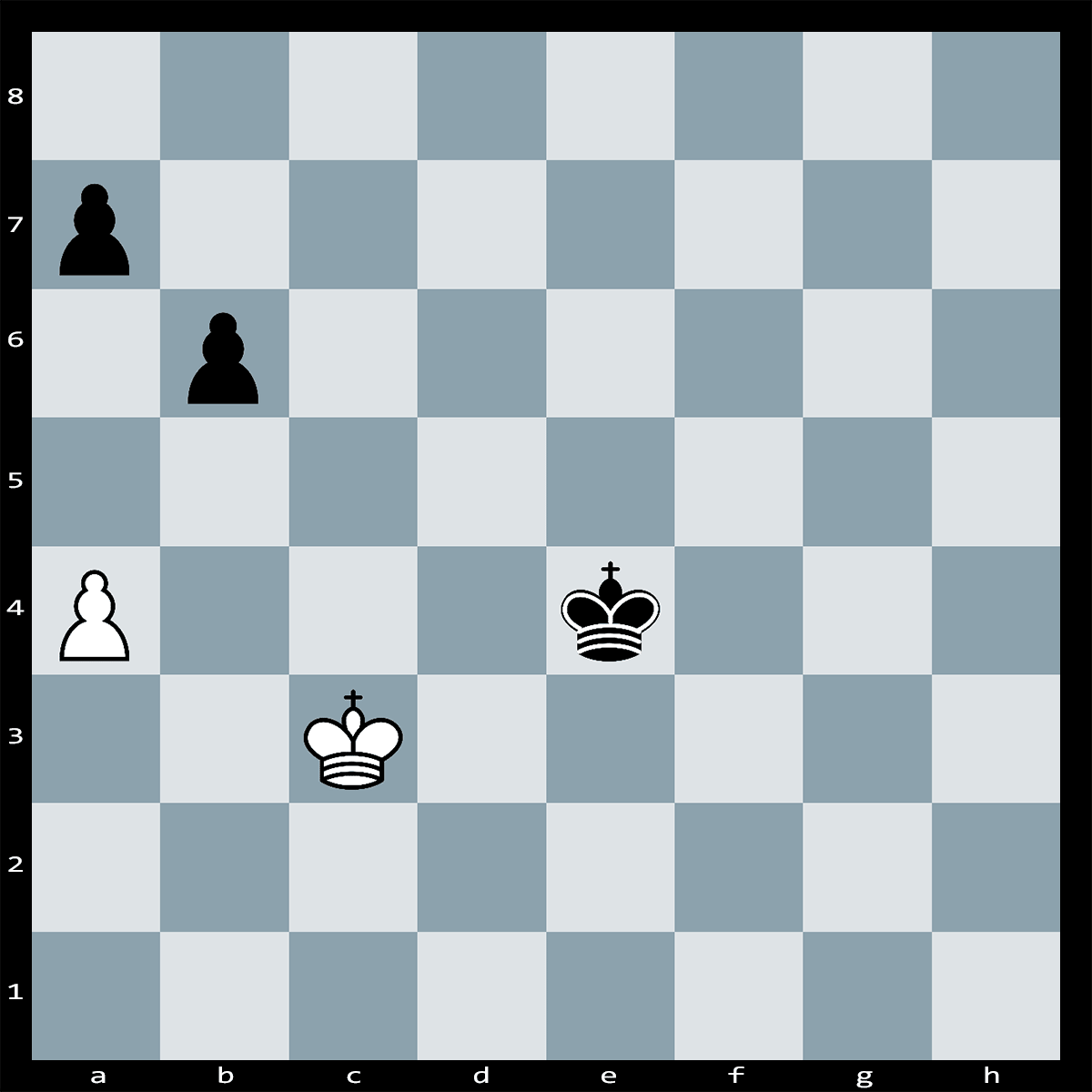 Chess Puzzle #290 | White is a piece down, White has a powerful move here, which saves the game. Can you see it?