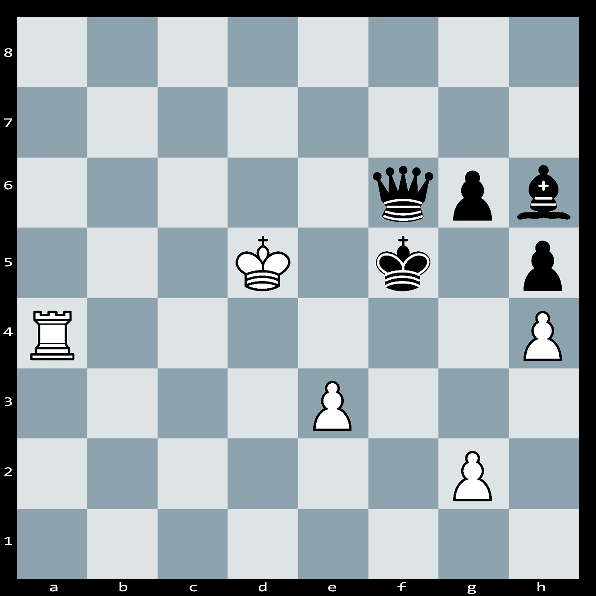 Chess Puzzle #300 | White has a powerful move here, which wins the game. Can you spot it?