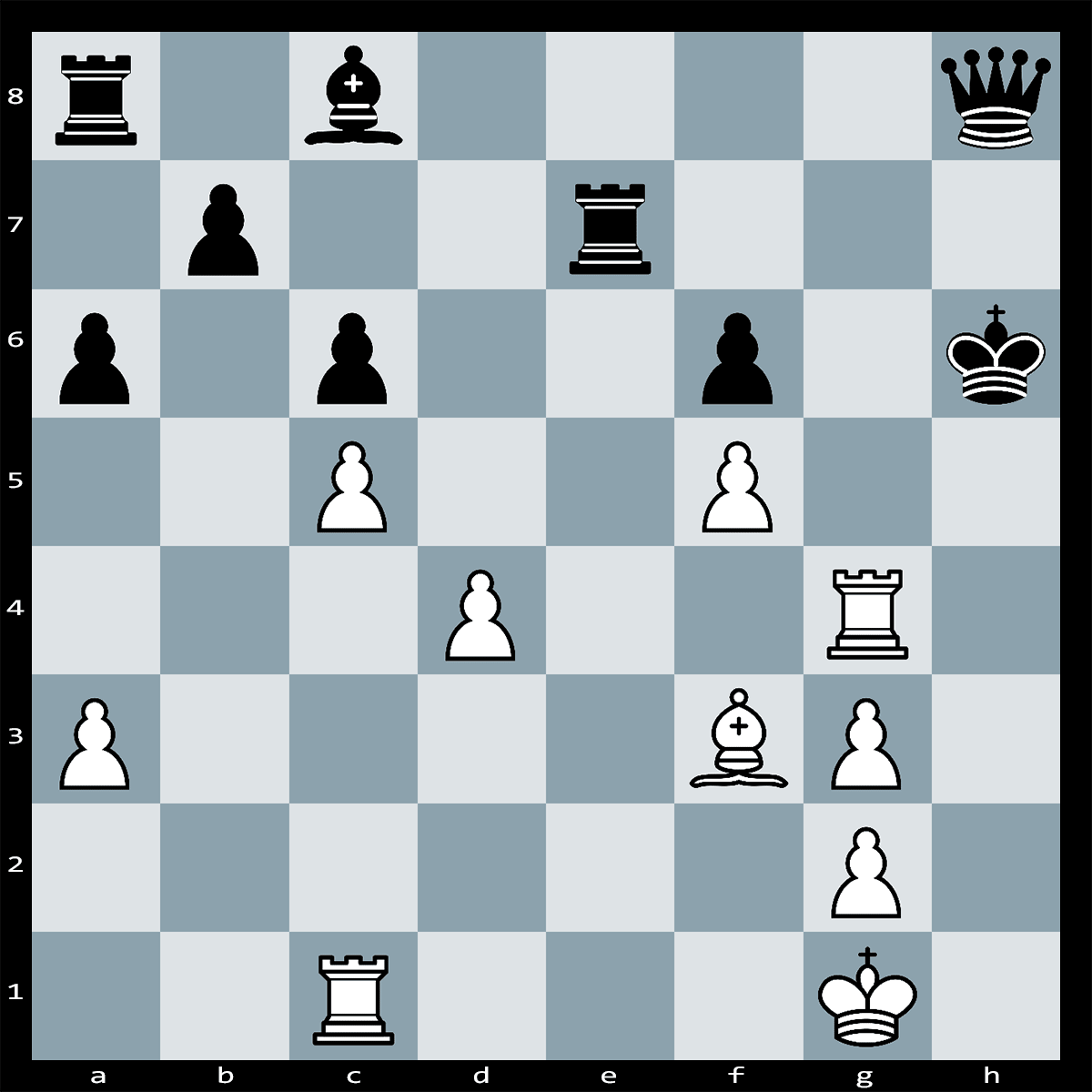 Chess Puzzle #311 | What is the best continuation to this puzzle? White to Play and Win the Game. Hard Chess Puzzle.