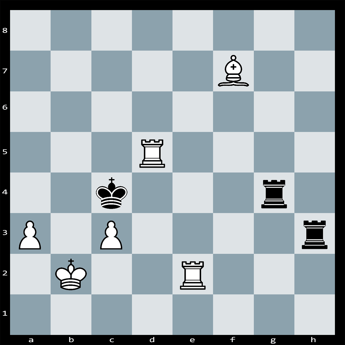 Find Checkmate in Two Moves, White to Play