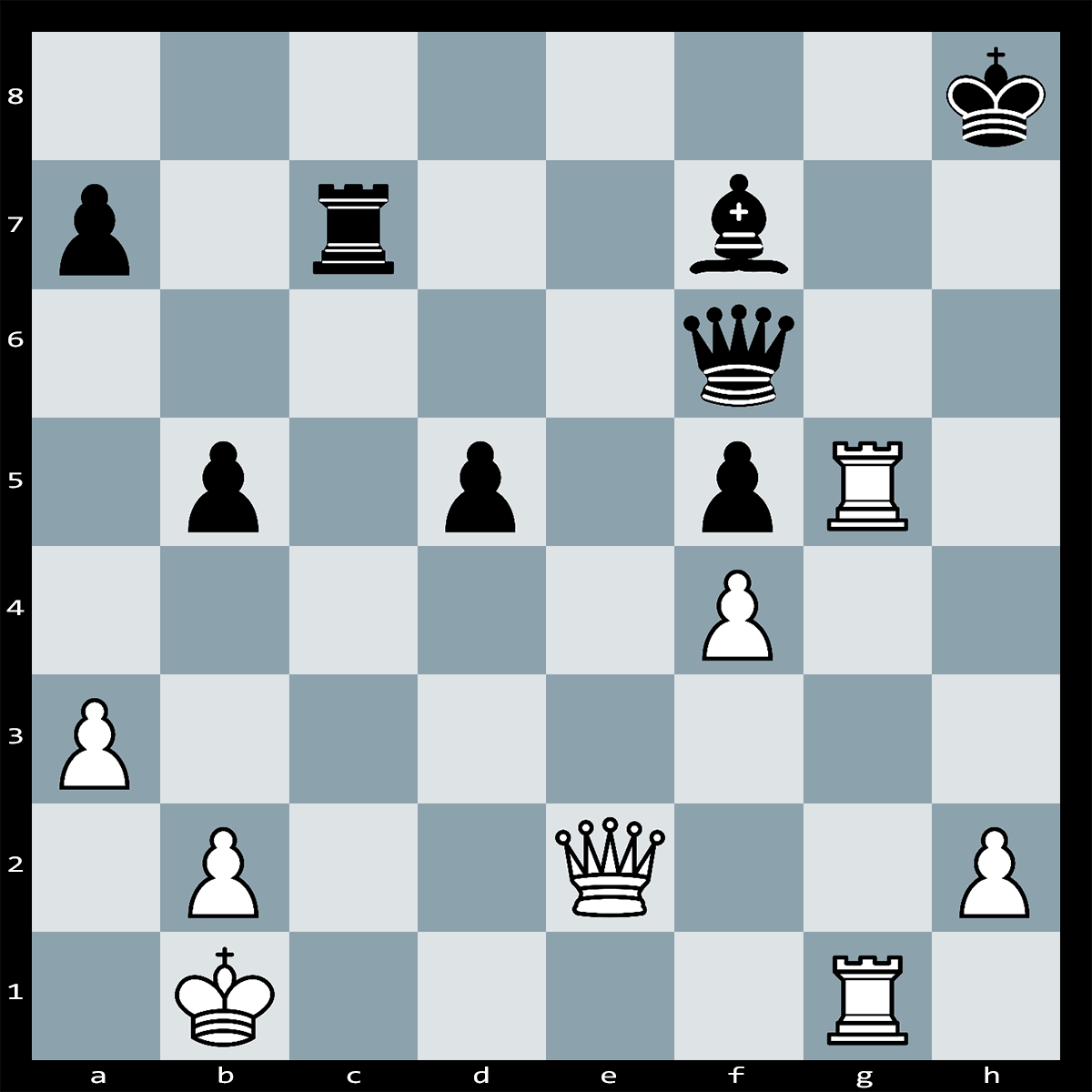 Mate in 4 moves white to play - Chess Puzzle #5
