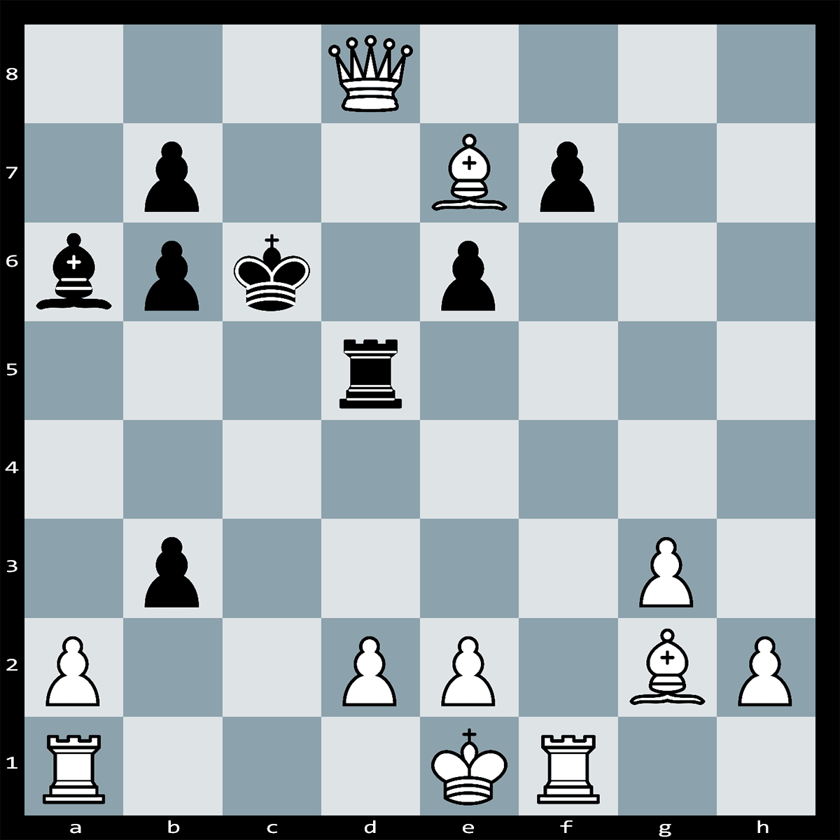 Mate in Two, White to Play - Chess Puzzle #67