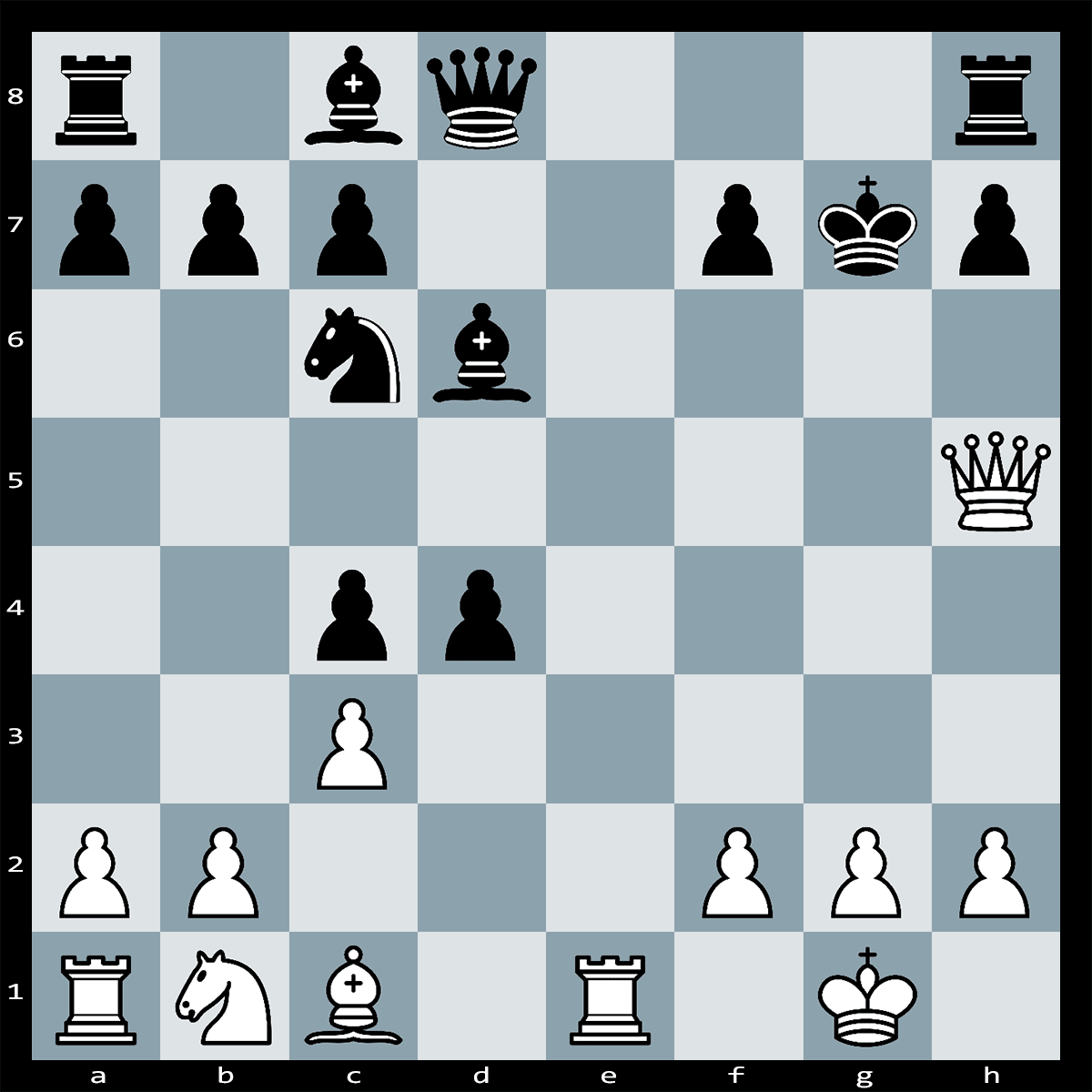 Mate in 4 Moves, White to Play - Chess Puzzle #70
