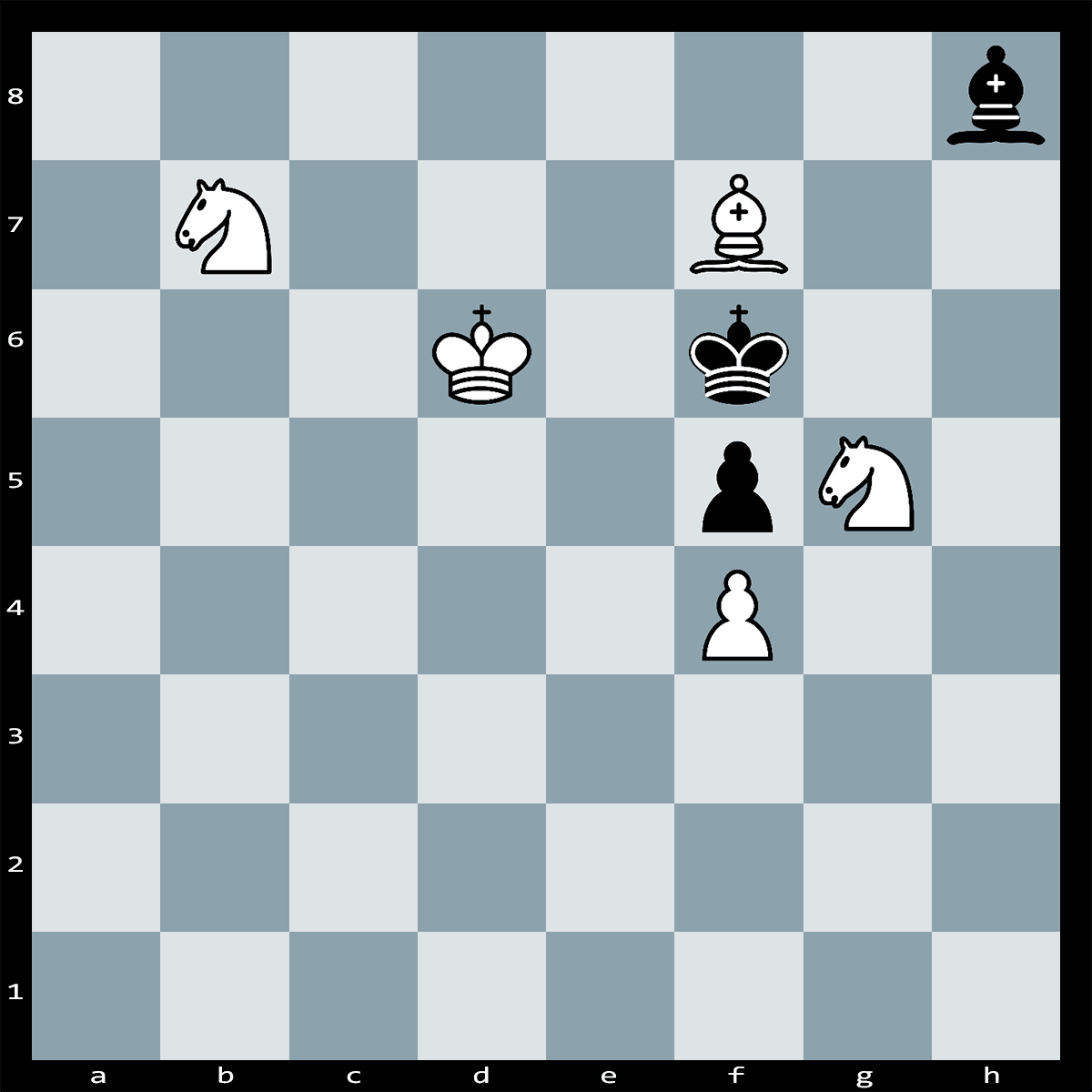 Mate in Three Moves, White to Play - Chess Puzzle #71