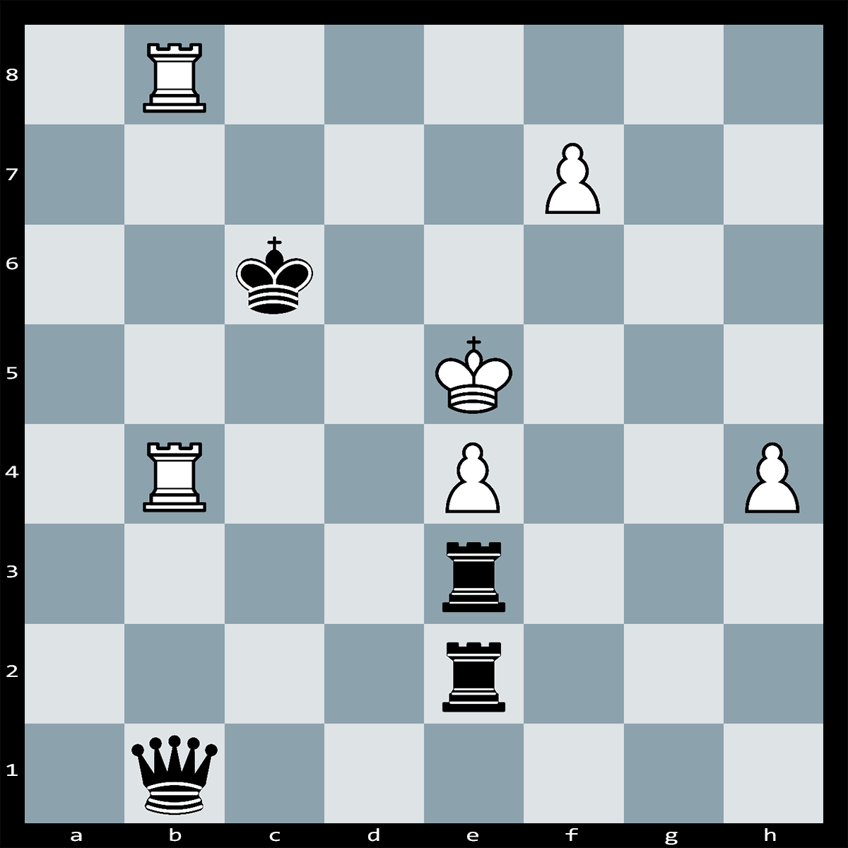 Mate in Three Moves, White to Play - Chess Puzzle #72